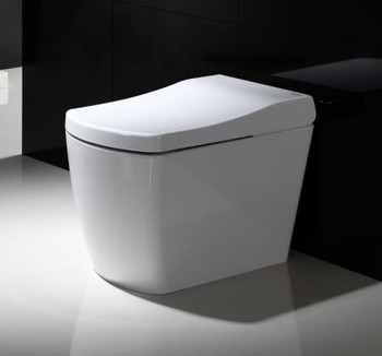 Intelligent Toilet S300 with ABS base 160mm trap offset