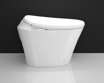 Intelligent Toilet R500 with ceramic base 160mm offset