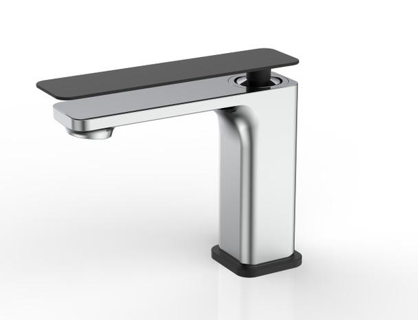 New to Australia: Designer Matt Black & Chrome Mixer Tap 110218CPPH