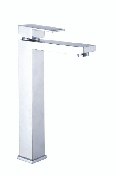 Tall Sun basin mixer