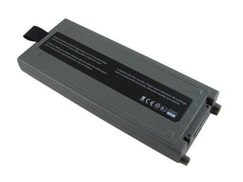 ToughBook CF-19 battery