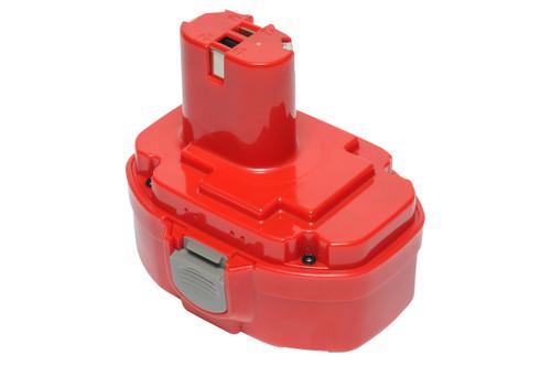 High Quality replacement battery for Makita 6343D, 6347D, 6349D, 6391D, 8443D, JR180D, LS711D, LS800D, replaces OEM PN 1822, 1823, 1833, 1834, 1835, 19828, 19829 (MAK0018)