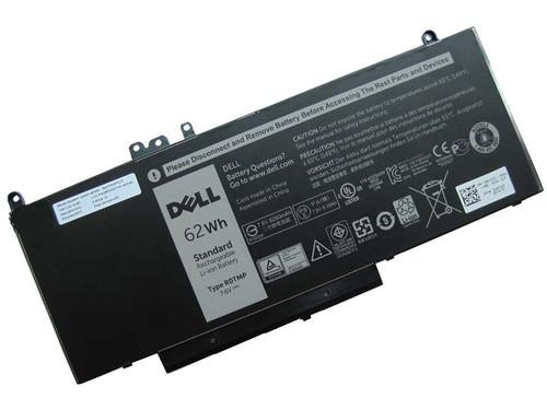 Dell Latitude E5270 E5470 E5570 4 Cell 62Wh Battery Type 6MT4T K3JK9 7V69Y