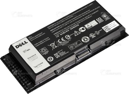 Original Dell Precision M6800 Battery, 97Wh, Type 4HJXX
