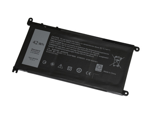 Battery for Dell Inspiron 13 5368, Inspiron 15, Vostro 14 5468 Vostro 15 5568 11.4V, 42Whr, 3 cell