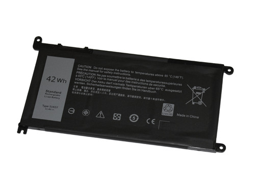Replacement Battery for Dell Chromebook 11 3180, 11 3189