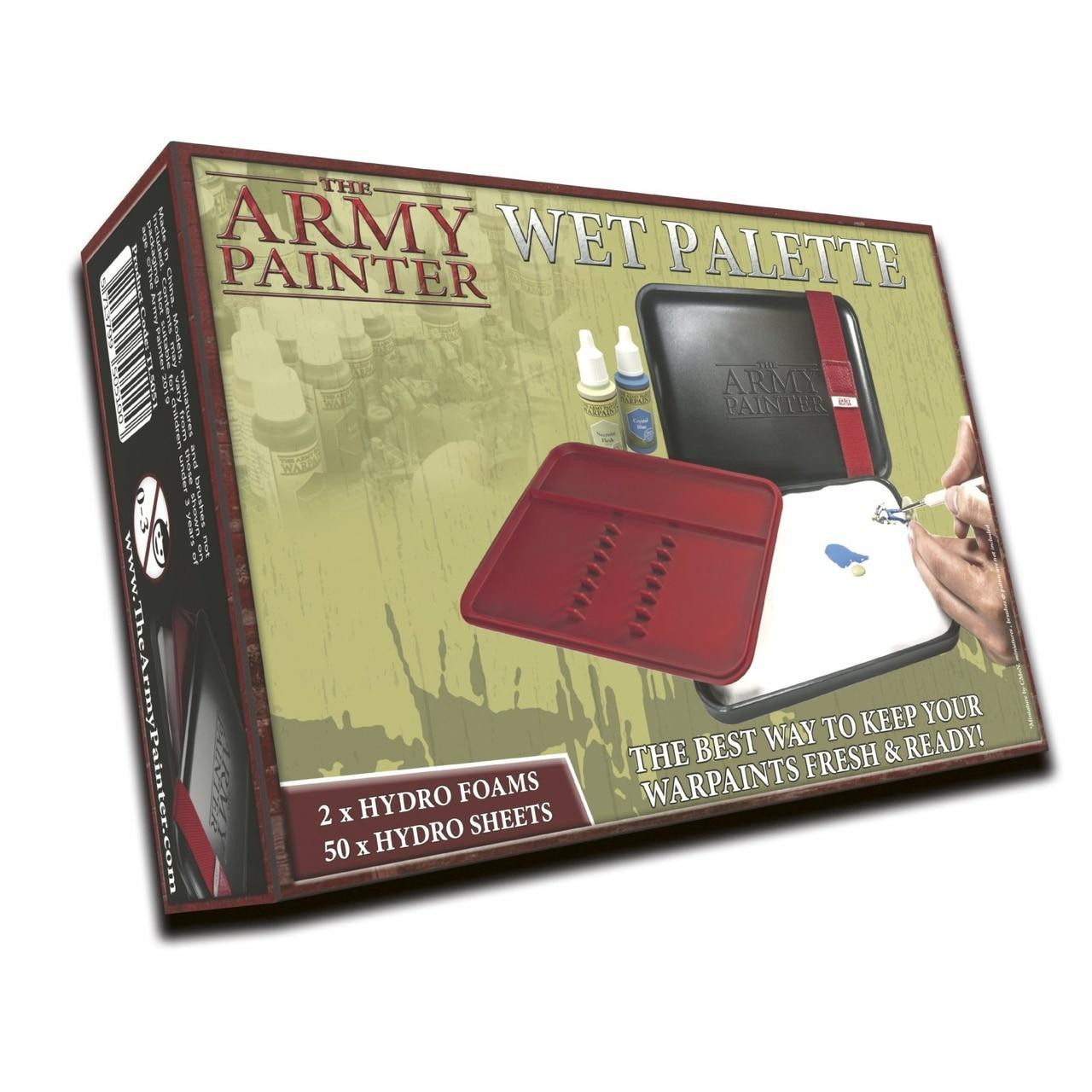 The Army Painter Wet Palette The Army Painter