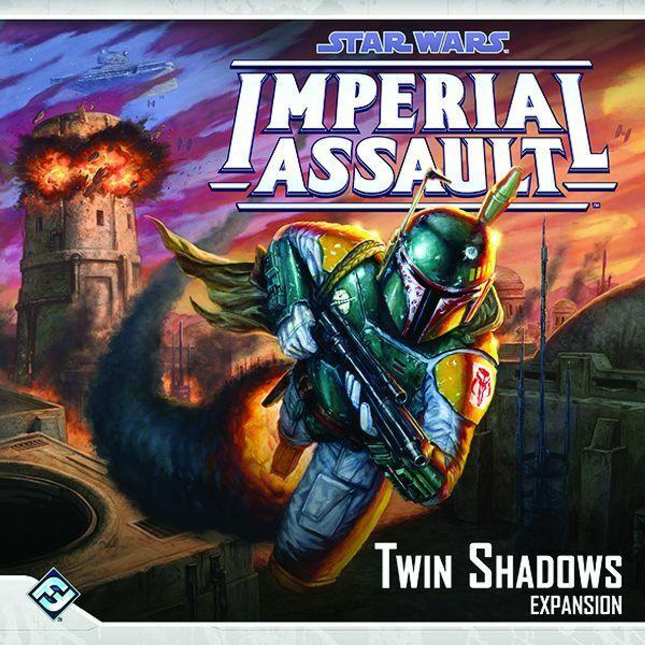 Fantasy Flight Games Imperial Assault - Twin Shadows Expansion