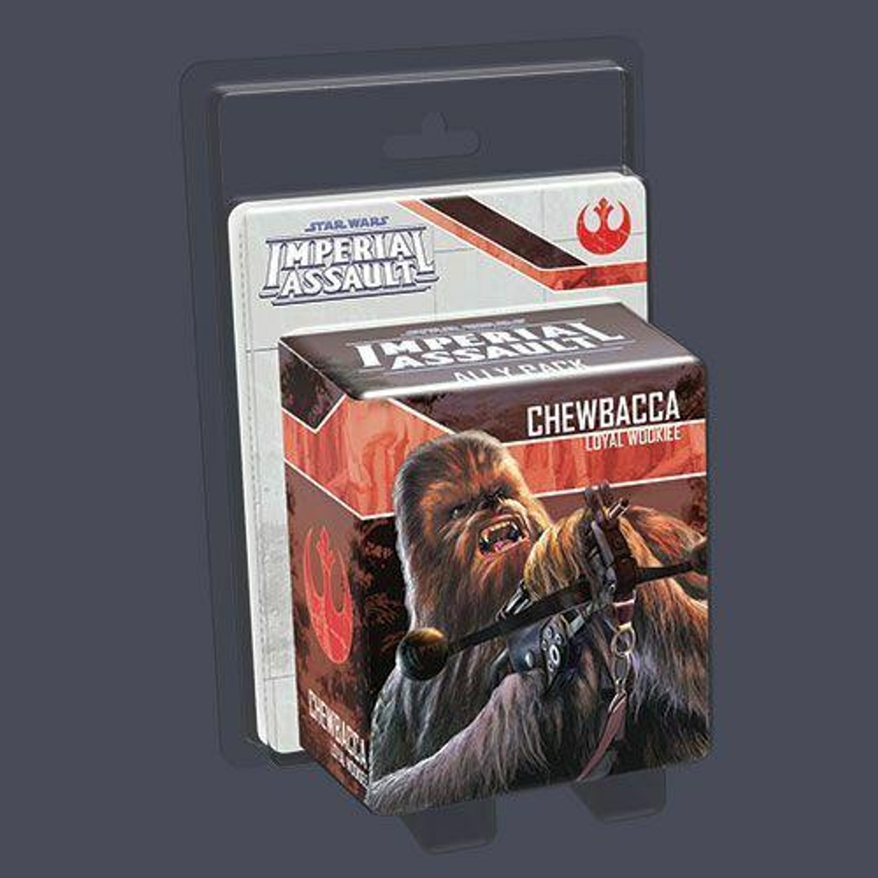 Fantasy Flight Games Imperial Assault - Chewbacca Ally Pack