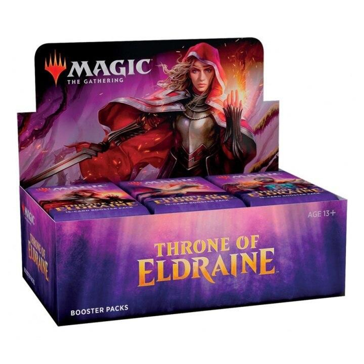 Wizards of the Coast Magic Draft Box - Throne of Eldraine