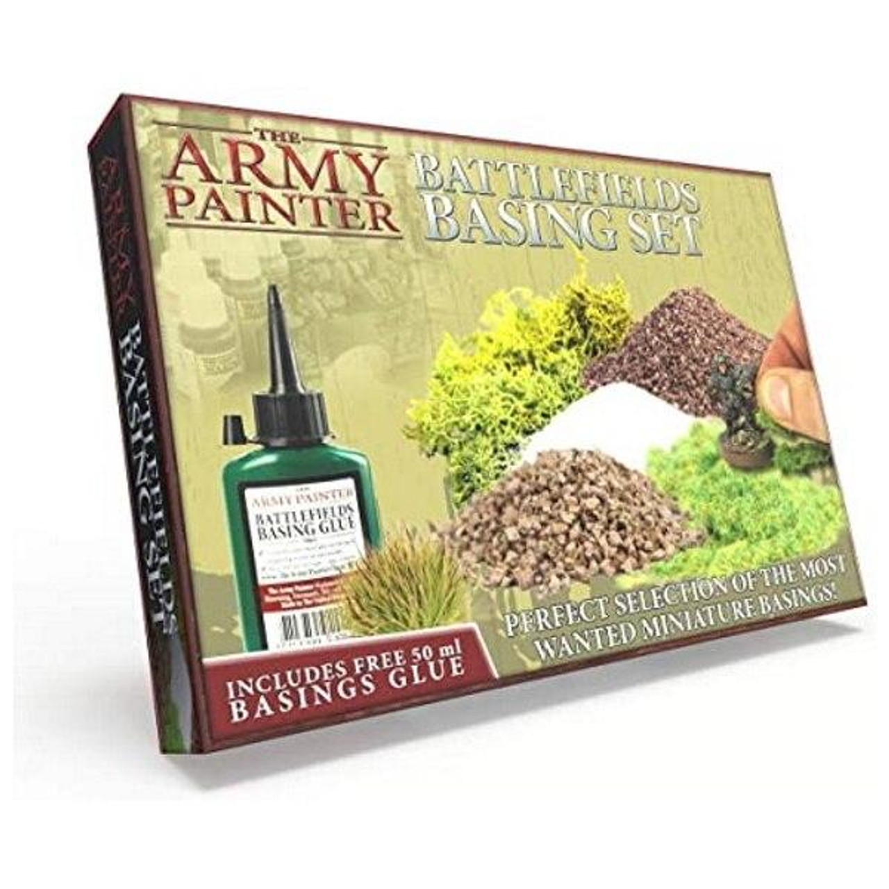 The Army Painter The Army Painter - Battlefields Basing Set