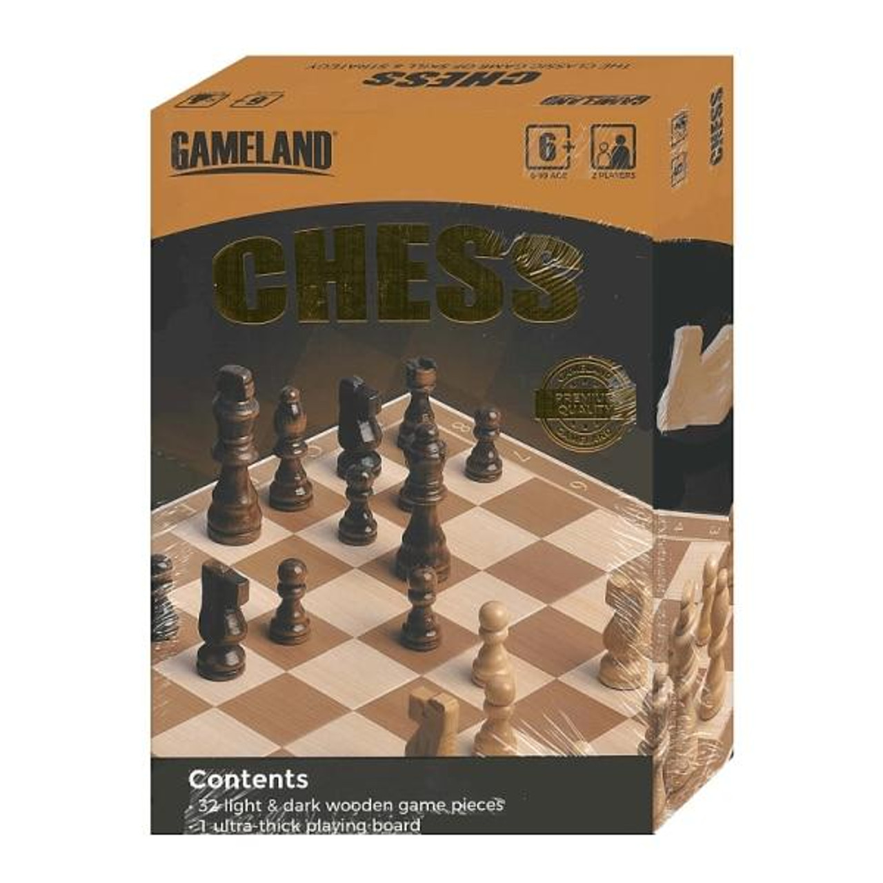 Gameland Chess by Gameland
