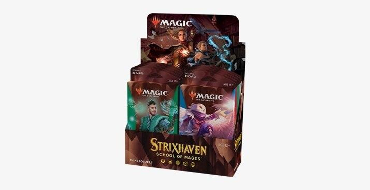 Wizards of the Coast Magic Theme Booster - Strixhaven
