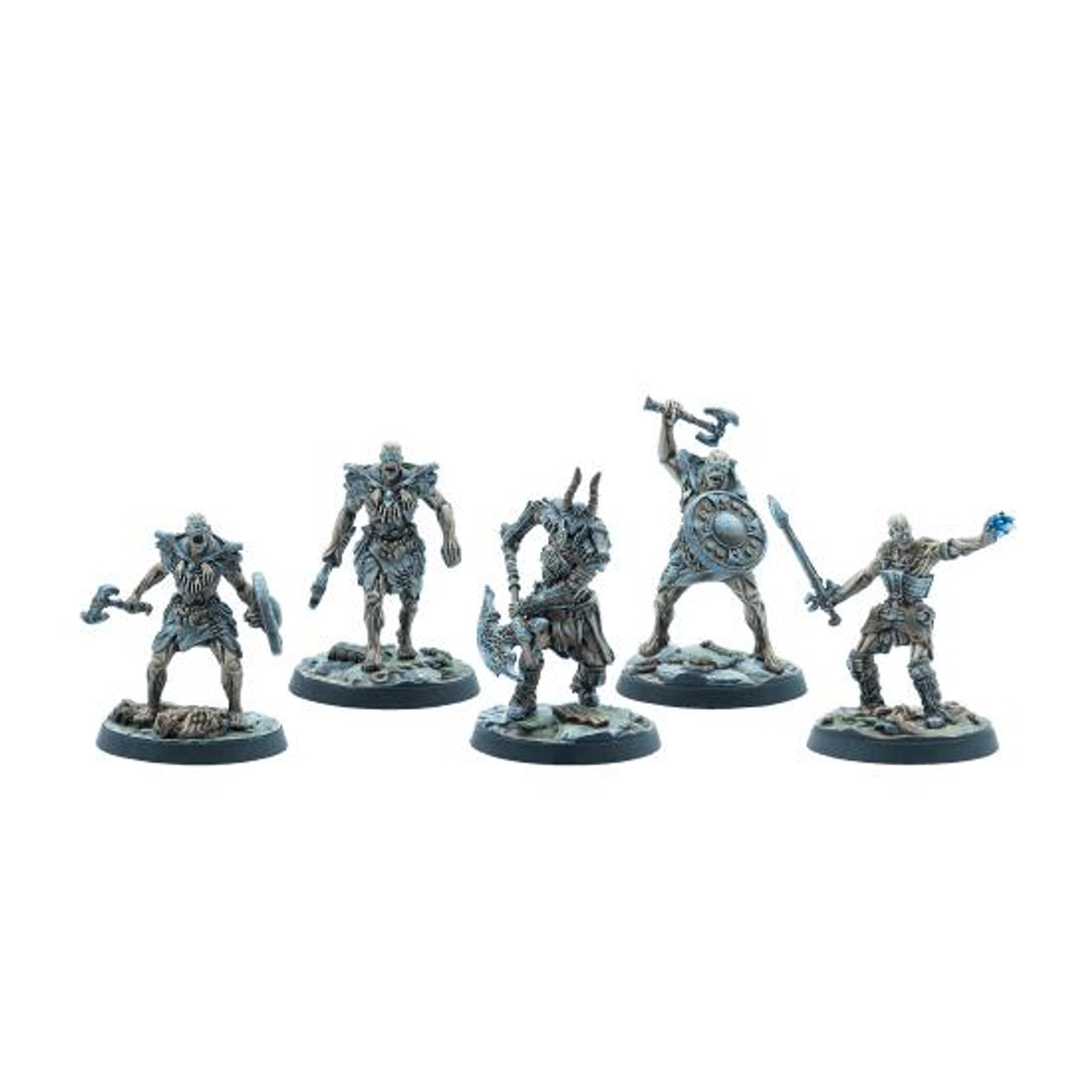 Modiphius Elder Scrolls Call To Arms RPG Expansion - Draugr Ancients