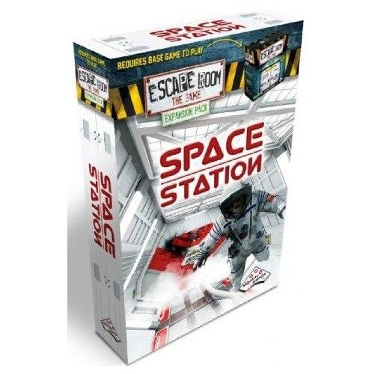 Identity Games Escape Room the Game Space Station Expansion