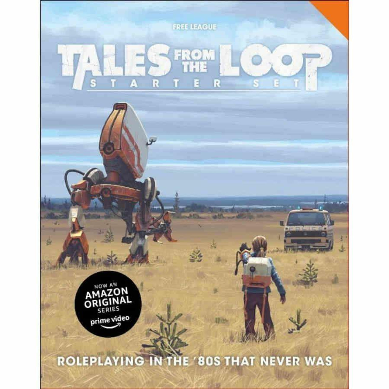 Free League Publishing Tales from the Loop RPG - Starter Set