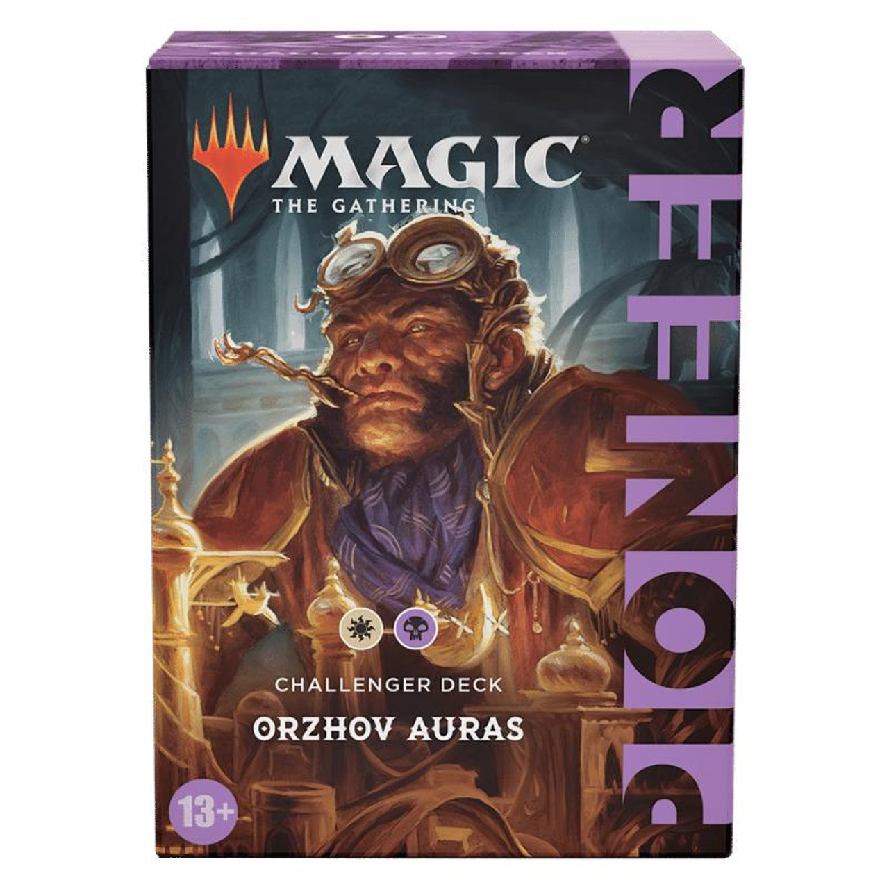 Wizards of the Coast Magic the Gathering Pioneer Challenger Deck