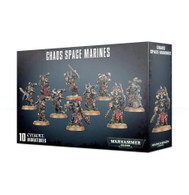 Games Workshop Chaos Space Marines - Chaos Space Marines