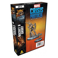 Atomic Mass Games Marvel Crisis Protocol - Rocket and Groot