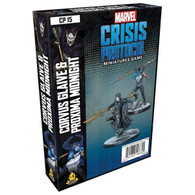 Atomic Mass Games Marvel Crisis Protocol - Corvus Glaive and Proxima Midnight
