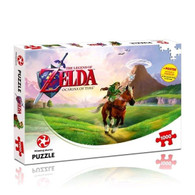 Winning Moves The Legend of Zelda - Ocarina of Time Puzzle 1000pc