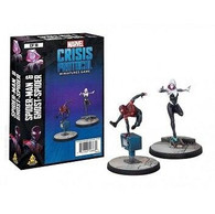 Atomic Mass Games Marvel Crisis Protocol - Spider-Man and Ghost-Spider