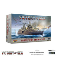 Warlord Games Victory At Sea Core Game - Battle for the Pacific Starter Game