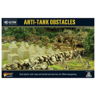 Warlord Games Bolt Action - Anti-Tank Obstacles