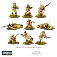Warlord Games Bolt Action - British 8th Army