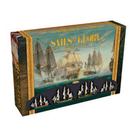 Ares Games Sails Of Glory Starter Set