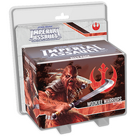 Fantasy Flight Games Imperial Assault- Wookiee Warriors Ally Pack