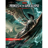 Wizards of the Coast DandD Manual - 06 Princes of the Apocalypse