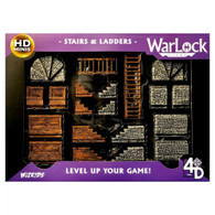 Wizkids WarLock Tiles - Stairs and Ladders