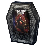 Wizards of the Coast DandD - Curse of Strahd Revamped