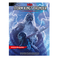 Wizards of the Coast DandD Manual - 10 Storm Kings Thunder