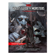 Wizards of the Coast DandD Manual - 11 Volos Guide To Monsters