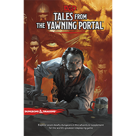 Wizards of the Coast DandD Manual - 12 Tales From The Yawning Portal