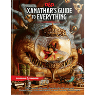 Wizards of the Coast DandD Manual - 14 Xanathars Guide To Everything