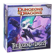 Wizards of the Coast DandD Board Game - Legend of Drizzt