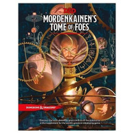 Wizards of the Coast DandD Manual - 15 Mordenkainens Tome Of Foes