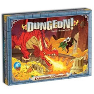 Wizards of the Coast DandD Board Game - Dungeon Fantasy Board Game