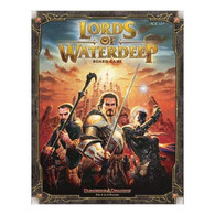 Wizards of the Coast DandD Board Game - Lords Of Waterdeep