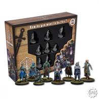 Steamforged Games DandD Critical Role -Mighty Nein