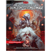 Wizards of the Coast DandD Manual - 18 Waterdeep Dungeon of the Mad Mage