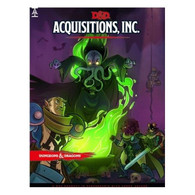 Wizards of the Coast DandD Manual - 20 Acquisitions Incorporated