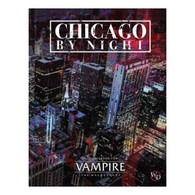 Modiphius Vampire the Masquerade 5th Edition - Chicago by Night