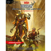 Wizards of the Coast DandD Manual - 22 Eberron Rising from the Last War