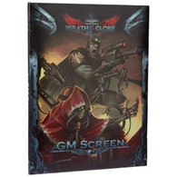 Cubicle Seven Wrath and Glory - GM Screen
