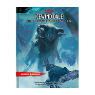 Wizards of the Coast DandD Manual - 25 Icewind Dale Rime of the Frostmaiden
