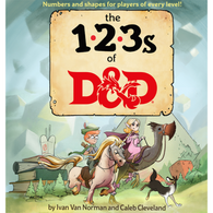 Wizards of the Coast DandD - The 123s of DandD